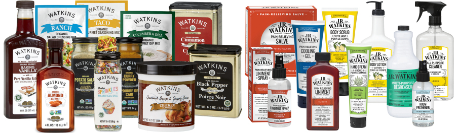 Watkins Products are awesome