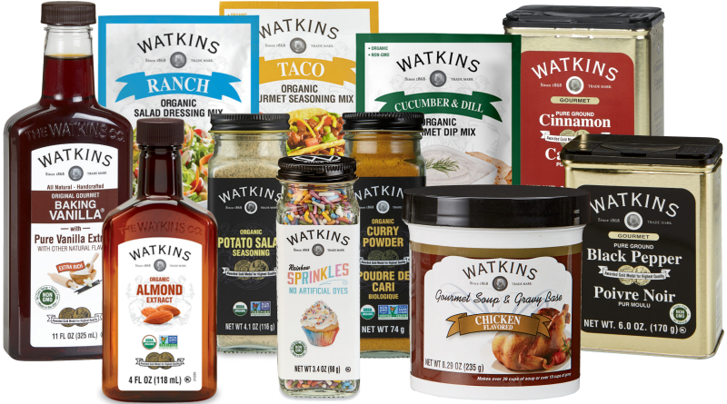 Watkins Gourmet Food Products